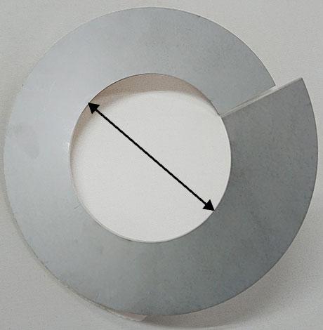 真円度±0.5